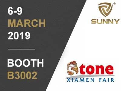 The 19th Xiamen International Stone Fair - B3002