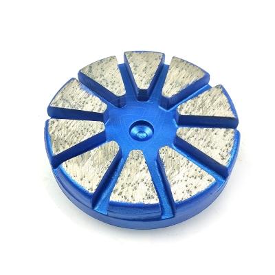 83mm Round Edge Husqvarna Grinding Wheel With Redi Lock