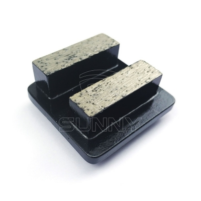 Redi lock husqvarna concrete grinding shoes suppliers in China