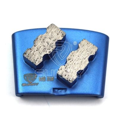 Sunny HTC Metal Bond Diamond Grinding Disc For Concrete Abrasive Grinding