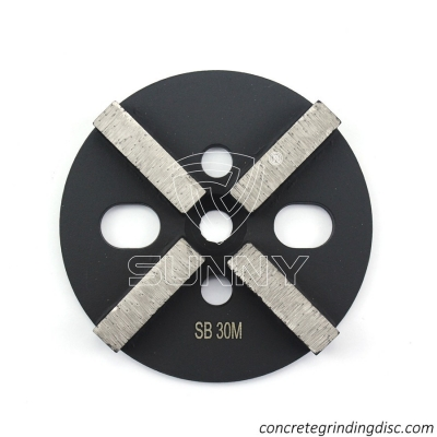 4 Inch 100mm Concrete Grinding Disc For Grinding Concrete Floor