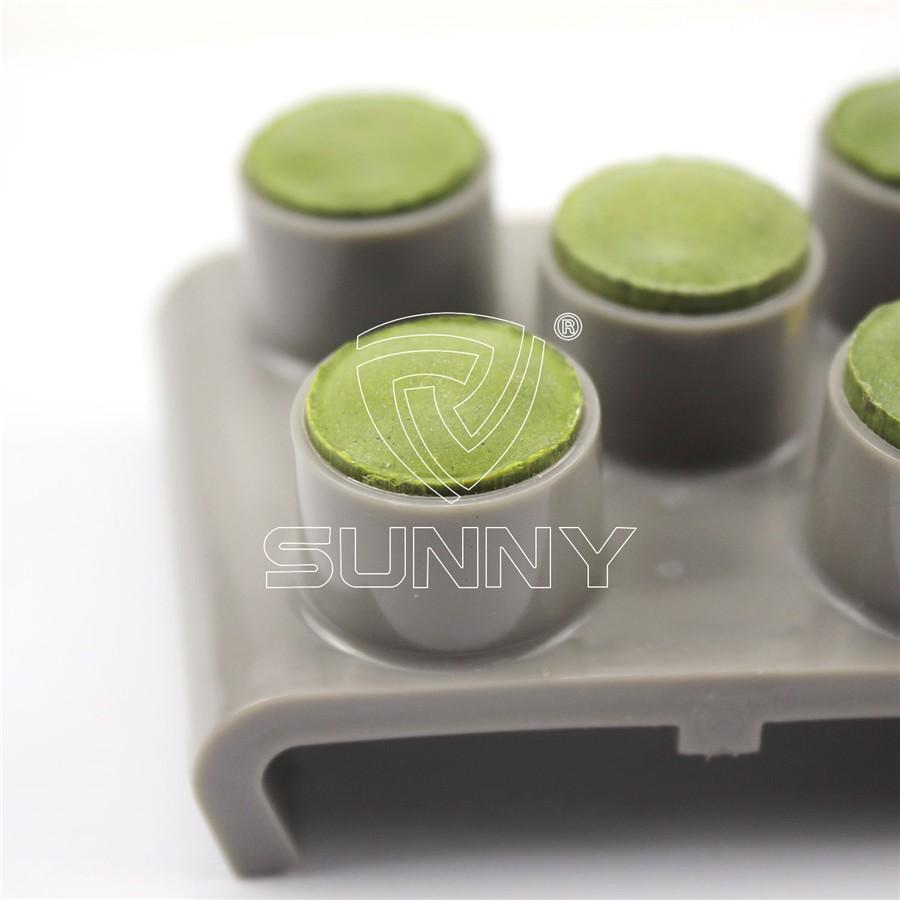 HTC resin bonded diamond grinding disc for polishing concrete