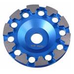 T type diamond cup wheel