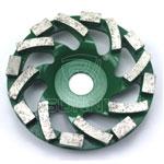 Hilti diamond  cup wheel