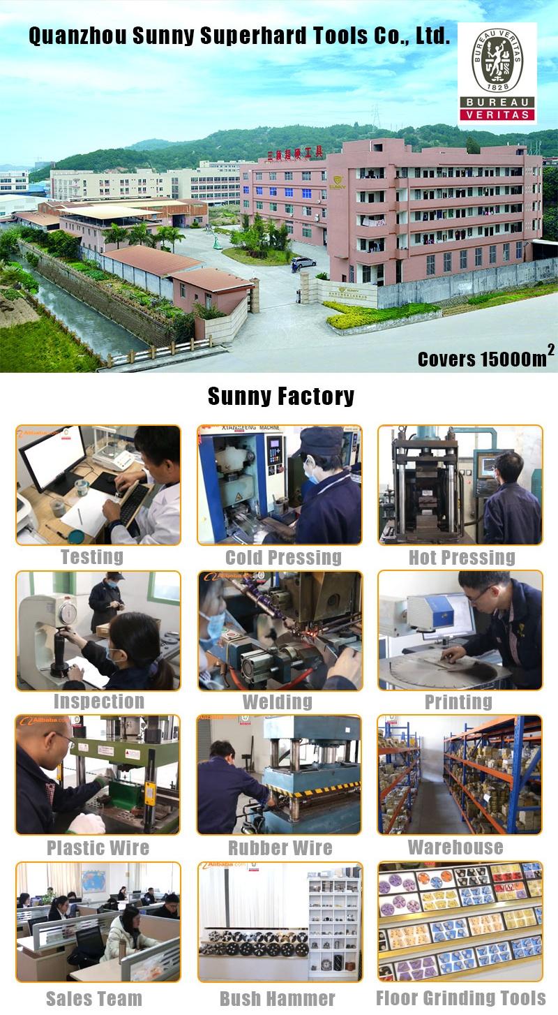 sunny diamond tools factory