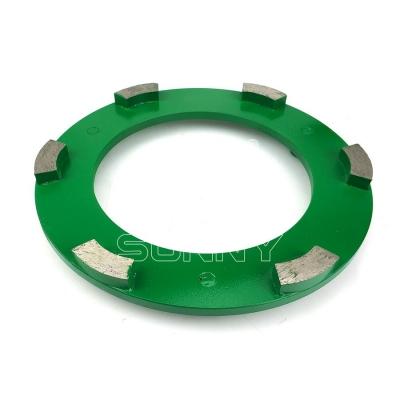 240mm 3 Pins Fit Klindex Diamond Grinding Wheel Manufacturer In China